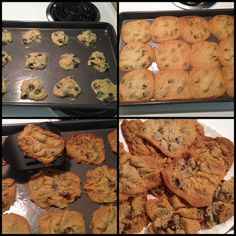 Cocolate Chip Cookies