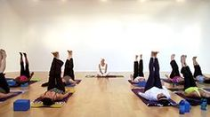 Yogaglo practice