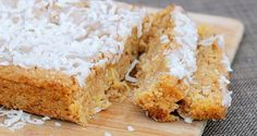 Coconut Breakfast Bread -- I must make this for Mama and Daddy to go with their coffee.