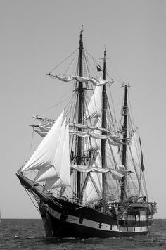 Italian tall ship Palinuro