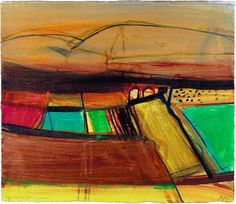 Barbara Rae RA - Google Search Abstract Landscape, Landscape Paintings, Abstract Art, Barbara Rae, Glasgow School Of Art, Royal Academy Of Arts, Royal College Of Art, Abstract Expressionism, Art Lessons