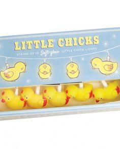LITTLE CHICK LIGHTS