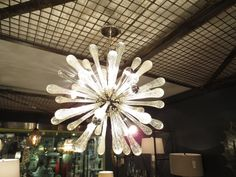 Love this new Regina Andrew pendant, scouted at market via Bryn Alexandra Interiors
