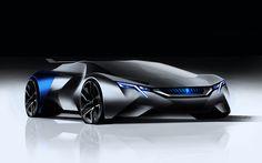 peugeot vision gt | Peugeot Vision Gran Turismo - Les Concept ...