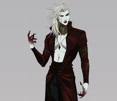 BanishedPotato (@BS_artsss) / Twitter Sketch Inspiration, Character Inspiration, Character Art, Character Design, Character Ideas, Vampire Girls, Vampire Art, Fantasy Women, Fantasy Girl