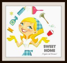 Dicas para motivar na hora da limpeza e organização da casa