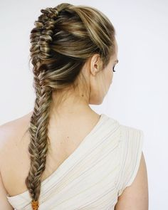 The Amazons of Themyscira knew a thing or two about rocking a good braid.