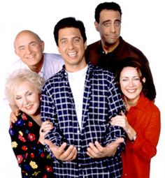 Everybody Loves Raymond... Sometimes I feel like they made this about my life lol. To many people over all the and some just overbearing and controlling and you can never do anything right if its not certain people's way!!!!