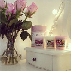 Bougies, Bougies Yankee, Bougies Parfumées, Idées, Che Amo, Décoration,  Cure Candles, Candles , Loveyankee Candle