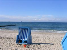 Strandleben in Warnemünde