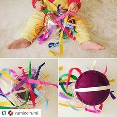 #Repost @rumincirumi  Tahin kabından #oyuncak yapılır.  Şimdilik tutup çekiyoruz.  #etkinlikpaylaşımı #etkinlikpaylasimi #mukemmelanneler #pedagoganneanneleri #pedagoganneevokulu #etkinlikhane #zeytinvelimon_fikir #okulcini #toddleractivities #bebek #baby #toddler #kids #colors #montessori #okuloncesikolik #homeschool #preschool #diytoys #handmade #diy #kindergarten #kidscrafts #goodmorning #günaydın #hadioynayalim #cocugumlaevdeyim #11months