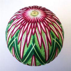 traditional temari ball - Google Search