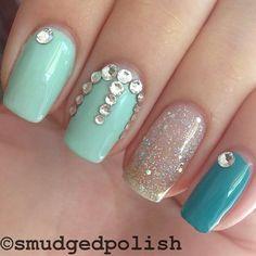 Instagram photo by smudgedpolish  #nail #nails #nailart