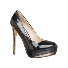 I love the ZIGIsoho Revel Platform Pump from LittleBlackBag