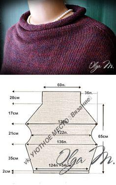 Crochet Girls, Knit Crochet, Crochet Basket Pattern, Knitwear Fashion, Girls Sweaters, Knitting Patterns Free, Sewing, Fabric, Clothes