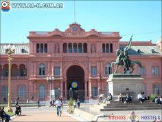 Vista desde la Plaza de Mayo
