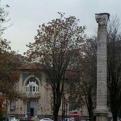 Justinyen sütunu-Ulus Ankara Fatma Alparslan