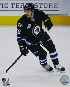 Winnipeg Jets - Bryan Little | NHL | Sports | Hardboards | Wall Decor | Pictures Frames and More | Winnipeg | Manitoba | MB | Canada