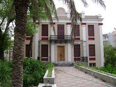 Category:Houses in Mytilene Greek, Houses, Homes, House, Greece, Computer Case, Home