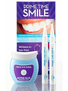 Picture day perfect teeth are just a few steps away with this whitening kit!