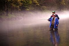 Beginners guide to fly fishing