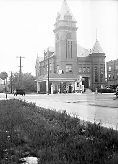 N_30_1_70 Old City Hall in Fayetteville, NC, c.1930 | by State Archives of North Carolina