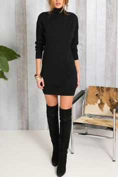 73051ed947 15 Top Winter dresses with boots images