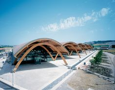 """Bodegas Protos  Winery... Striking a balance between """"form follows function"""" and """"function follows form""""..."""
