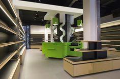 The pharmacy of Tomorrow by Studio Dott, Antwerp – Belgium » Retail Design Blog