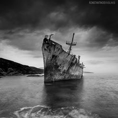 The last ferry by KirlianCamera.deviantart.com on @DeviantArt
