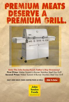 father's day sale gas grills