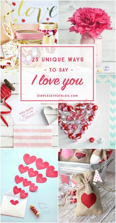 Say I love you this Valentine's day with one of these unique and heartwarming gi. Say I love you this Valentine's day with one of these unique and heartwarming gift ideas. My Funny Valentine, Cute Valentines Day Ideas, Unique Valentines Day Gifts, Valentines Day Party, Valentine Day Crafts, Valentine Stuff, Printable Valentine, Homemade Valentines, Valentine Box