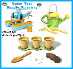 Green Toys Summer Bundle #Giveaway {ends 6/8} | Dorky's Deals
