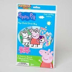 ART BOARDS PEPPA PIG POPOUTZ MARKERSSTKRSPOPOUT CHARACTERS Case Pack of 48 -- You can find more details by visiting the image link.