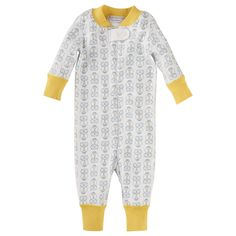 Hanna Andersson Baby Sleeper – Cloud Owl | Serena & Lily