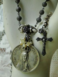 don't forget the rosary
