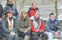 The Scout Association hope their royal supporter will encourage other young adults to get involved in Scouting.
