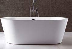 "Serenity 70"" x 32"" Bathtub | Wayfair"