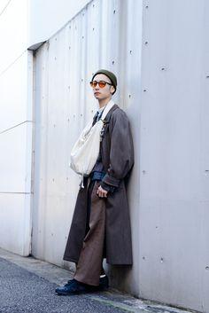 ストリートスナップ原宿 - 杉山 樹さん | Fashionsnap.com
