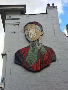 Strook - Street Art - Bruges