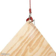 Lift with a Clamp Family Handyman Magazine, Woodworking Projects, Diy Projects, Wood Router, Shop Organization, Old Tools, Homemade Tools, Diy Garage, Garage Ideas
