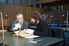 "Singer Josh Groban travels to Germany in search of his family's history on ""Who Do You Think You Are?"" (US)."