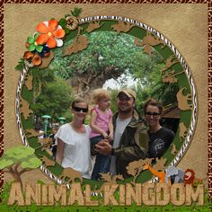 Layout of the Week - June 9th - 15th - MouseScrappers.com  from bonham0731