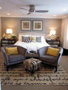 5 Obsessions: Master Bedrooms