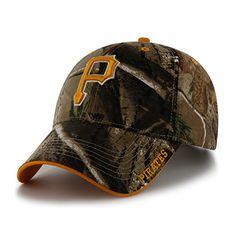 Pittsburgh Pirates Camo Hats