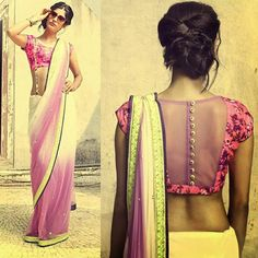 20 Best Types Of Blouse Designs Patterns For Every Woman | Fashion Tips - Indiarush