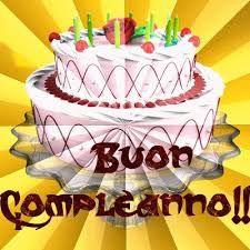 Tanti Auguri A Te Gif Animata Gratis Buon Compleanno Happy