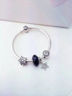 50% OFF!!! $139 Pandora Charm Bracelet. Hot Sale!!! SKU CB01045 - PANDORA Bracelet Ideas #fashionbag
