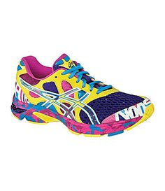 ASICS Women´s GEL-Noosa Tri 7 Running Shoes ~ Just bought these beauties for myself!!!! Hoping they'll make me excited to run ;)