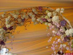 Конкурс «Моя большая французская свадьба»: розы, пионы, орхидеи и вальс : Псковская Лента Новостей / ПЛН